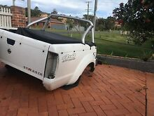 Nissan d22 tub Nelson Bay Port Stephens Area Preview