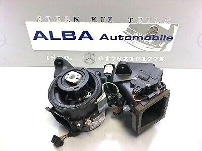 Orig Mercedes ML W164 W251 A1648300008 Gebläse Luftkasten Klima mit Motor Hinten