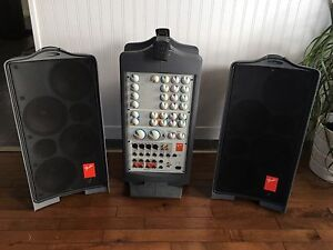 Fender Passport 250 - compact PA system - excellent condition!