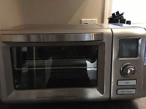 Cuisineart toaster/steam oven