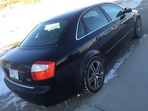 2004 Audi A4 (AWD) with Navigation plus more