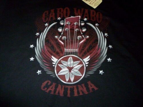 Cabo Wabo Shirt ( Used Size XL ) NEW!!!