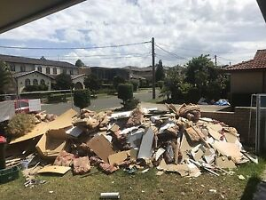 Rubbish removal and cleaning Revesby Heights Bankstown Area Preview