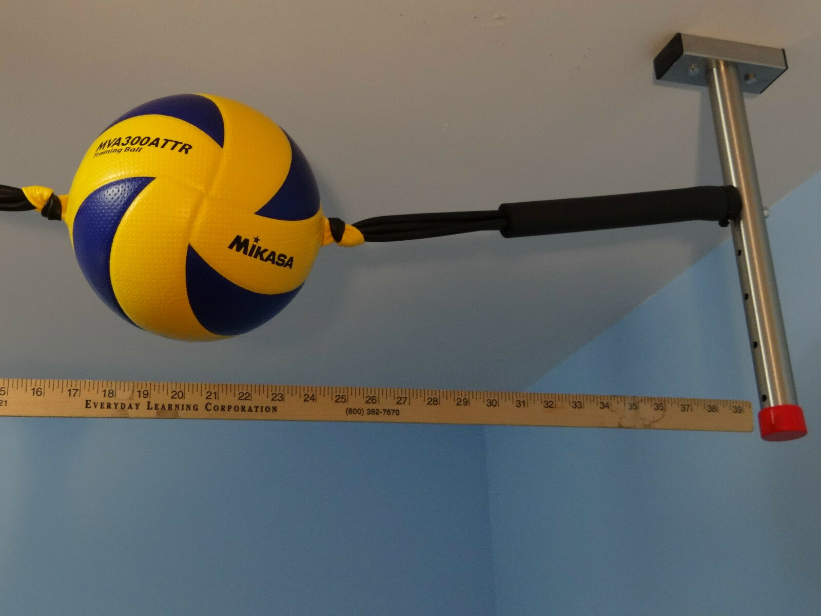 Volleyball Spike Trainer Attack Blue