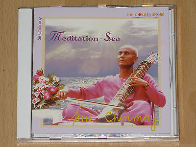 SRI CHINMOY - MEDITATION-SEA - ESRAJ - HARMONIUM - GESANG