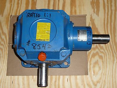 Gr Rossi Motoriduttori Right Angle Gearbox 11 Ratio Base Mount Rc160p01n101
