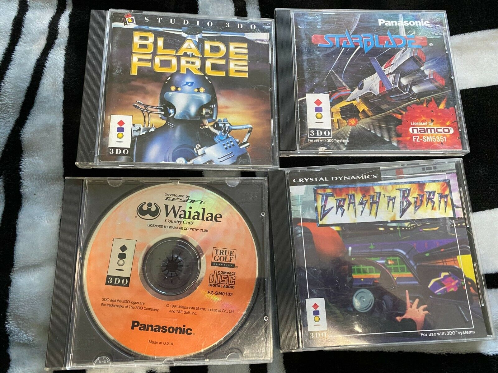 3DO Game Lot - $35.00