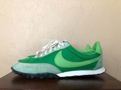 Nike Mens Waffle (Nike waffle racer vintage rare green mens)