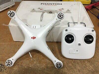 DJI Phantom 1 Aerial UAV Drone Quadcopter for GoPro FOR PARTS REPAIR