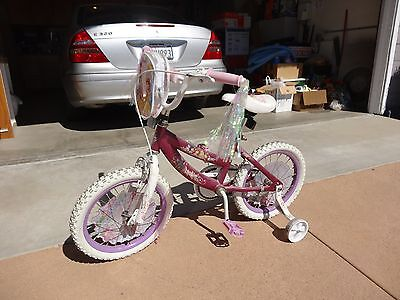 Disney Princess Girls' Bike