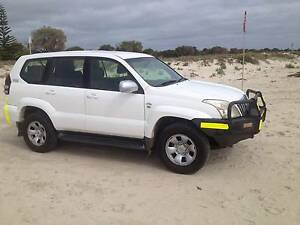 2008 Toyota LandCruiser Wagon West Busselton Busselton Area Preview