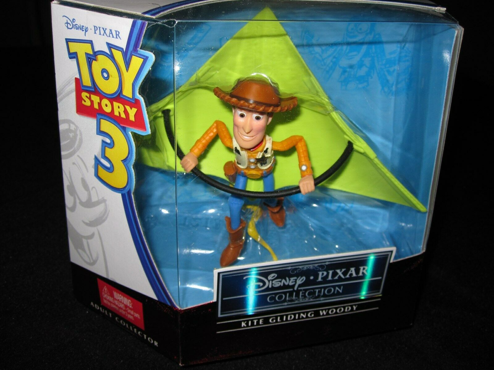 Disney Pixar Toy Story 3 Kite Gliding Woody Adult Collection