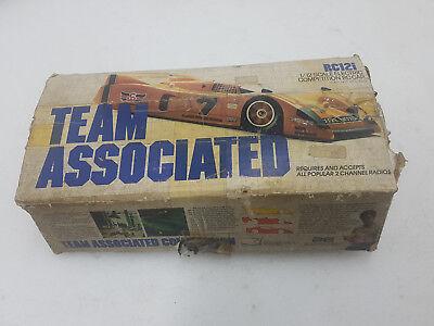 Team Associated 1/12 Scale Electric Competition R/C Car ( Super RARE )