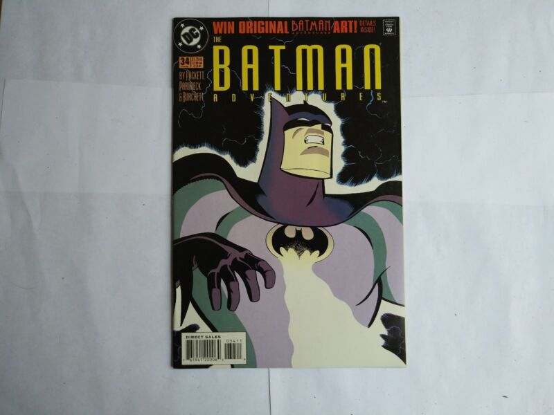 The Batman adventures #34. 1995