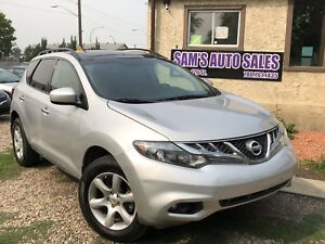 2011 NISSAN MURANO VERY CLEAN CAR 7 MONT POWER TRAIN WARRANTY
