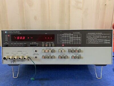 Hp 4262a Lcr Meter. Used. Free Shipping.