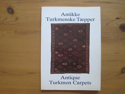 Elmby: Antique Turkmen Carpets I (1990)