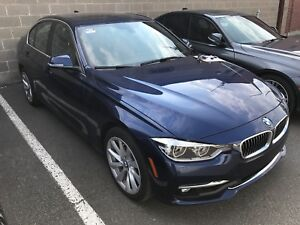 2017 BMW 330i Xdrive - ONLY 485$ TAX IN !!