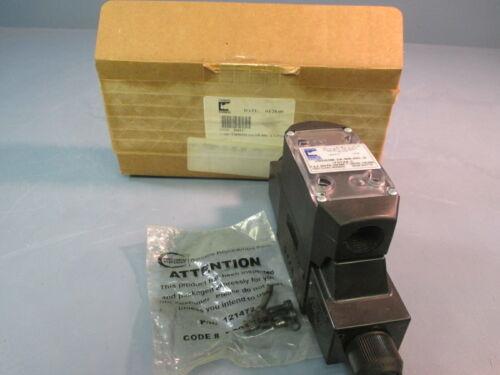 CONTINENTAL HYDRAULICS SOLENOID VALVE VSD03M-3A-NB-60L-A-Y5724-1