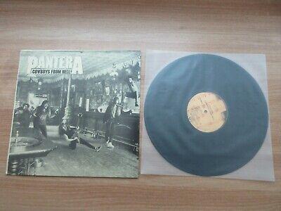 PANTERA - Cowboys From Hell Korea Vinyl LP Rare Sleeve