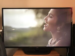 50 inch LG LED TV GOOD CONDITION