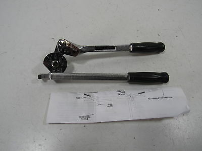 Imperial Stride Tool 364-fha Lever Type Tube Benders 12 In O.d. - 1 Each