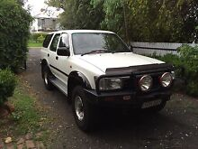 Toyota 4Runner 4x4 95000km Inverell Inverell Area Preview
