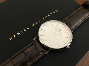 BNIB Daniel Wellington Classic York Men's watch 40mm
