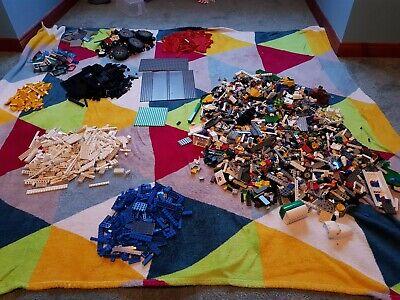 LEGO Job Lot Bundle 8.1kg