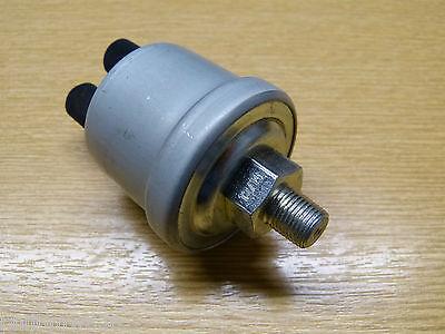 Druckgeber oil Öldruckgeber 0-10bar inkl. Warnkontakt für zb. VDO VW Audi 6C11