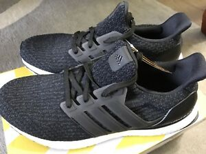Deadstock Adidas Ultraboost 3.0 men size 8.5 Core Black/Grey