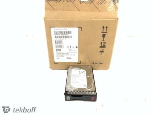 "HPE 833926-B21 - 2TB SAS 12G 7.2K 3.5"" Low Profile Midline Hard Drive HDD"