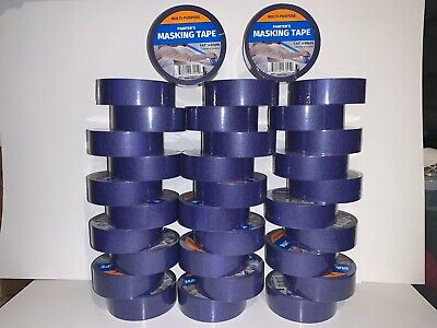 32 Rolls 1.5 Inch 1.41x60 Yards Multi-purpose Painters Masking Tape Wholesale