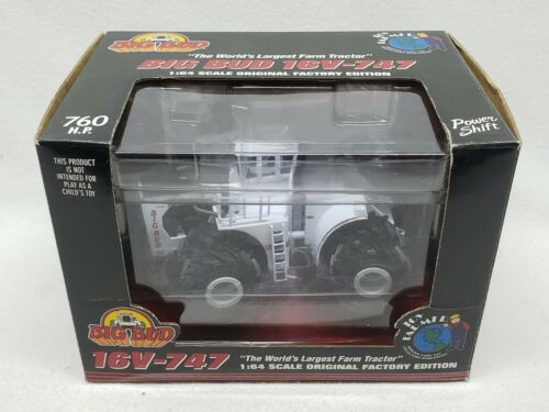 Big Bud 16V-747 760 HP Original Factory Edition By DCP 1/64th Scale