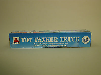 1996 CITGO TOY TANKER TRUCK 1st IN A SERIES MINT CHINA