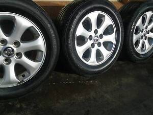 """16"""" Holden Tyres and Rims 225/60R16 Dandenong South Greater Dandenong Preview"""