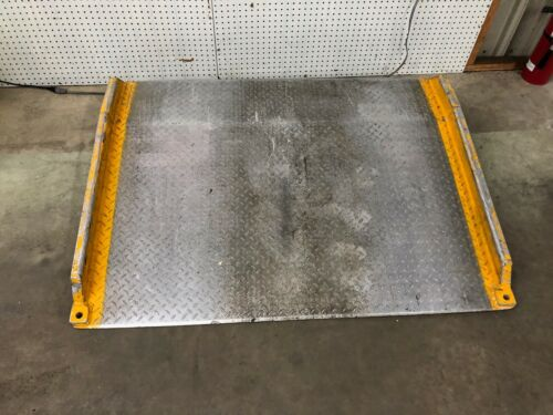 Magliner Aluminum Forklift, Hand Truck, Dock Plate 3000lb