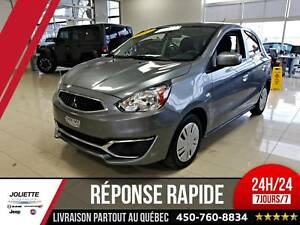 2017 Mitsubishi Mirage ES, BLUETOOTH, AUTOMATIQUE.