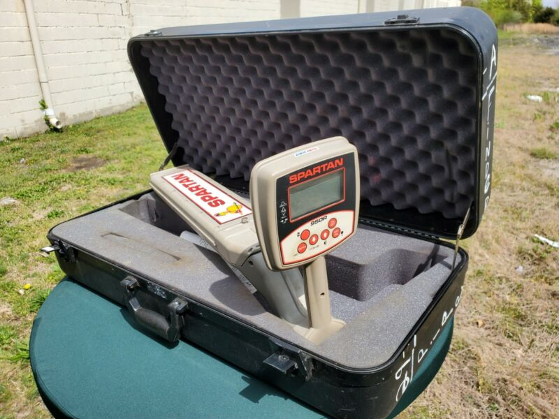 SPARTAN Subsite 950R cable pipe utility locator w CASE (rebranded Ditch Witch)