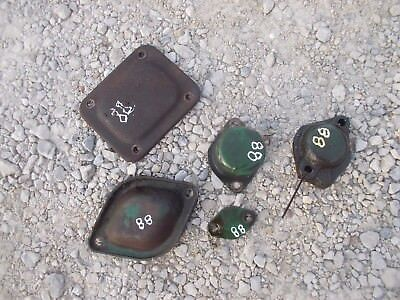 Oliver 88 Rowcrop Tractor 5 Transmission Cover Cap Caps