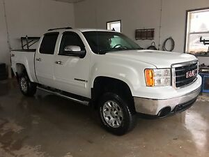 SOLD 2008 gmc loaded 4x4