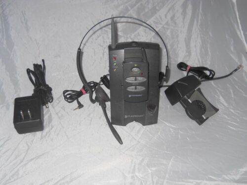 Plantronics CA10 Wireless Office Headset System