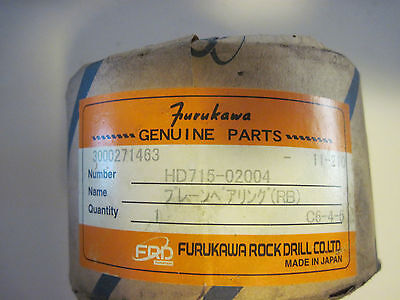 Furukawa Genuine Parts Rock Drill Drifter Brass Bushing Bearing Hd715-02004