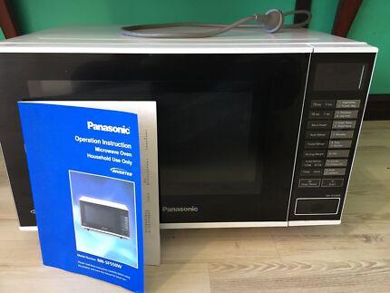 Panasonic Flatbed Microwave Oven