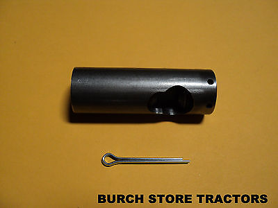 New Farmall Cub Cub Loboy Steering Tie Rod End Connector  Usa Made