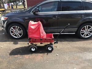 Wagon made in Canada