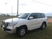2012 Toyota LandCruiser Wagon Gumlu Whitsundays Area Preview