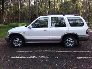 2001 Kia Sportage Windale Lake Macquarie Area Preview
