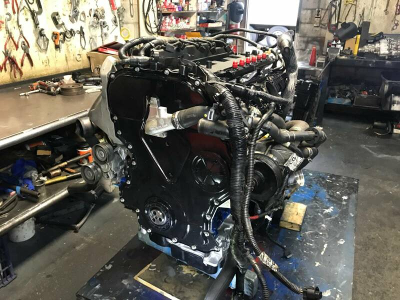 Mazda bt50 wec 30l turbo diesel engine reconditioned engine 1 of 3 fandeluxe Image collections