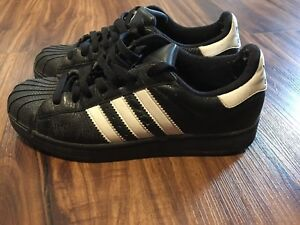 Adidas vintage original shell toes men's 7.5 /women's 9